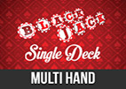 Single Deck Blackjack Multi Hand
