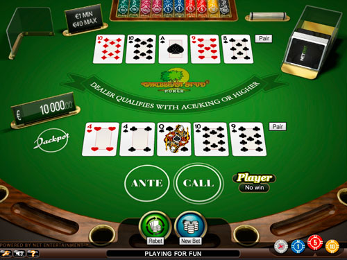 Caribbean Stud Pro Poker