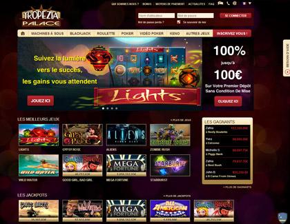 casino tropezia palace