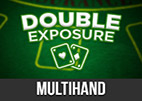 Blackjack Double Exposure Multi Hand