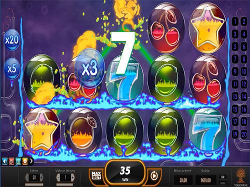 Pyrons de l'éditeur Yggdrasil Gaming : recommandation de la rédaction Casino Millionnaire !