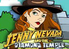 Jenny Nevada and the Diamond Temple